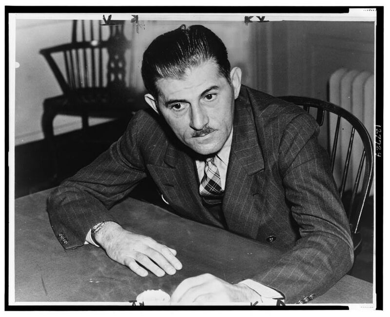 [Dr. Edward Barsky, head-and-shoulders portrait, seated at a table, facing front] / World Telegram & Sun photo by World-Telegram Staff Photographer.